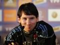 Месси впервые признали лучшим спортсменом Аргентины