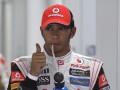 Гран-при Кореи: Хэмилтон выигрывает поул-позицию