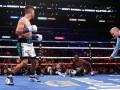 Майки Гарсия объединил титулы в легком весе