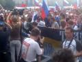 Они идут. Марш россиян по Варшаве