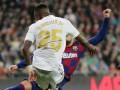 Винисиус - самый молодой футболист, забивавший в Эль Класико в рамках Ла Лиги