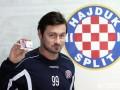 Вернул десятку: Милевский сменил игровой номер в Хайдуке