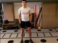 Малиновский впервые после тяжелой травмы приступил к пробежкам