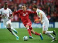 Дания - Швейцария 1:0 Видео голов и обзор матча