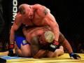 Леснар побил рекорд МакГрегора по гонорарам за бой на UFC