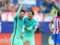 Барселона вырвала победу в матче с Атлетико