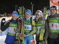 Тренеры довольны прогрессом в скорости бега украинских биатлонистов