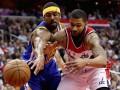 НБА: Голден Стэйт на выезде уступил Вашингтону, Оклахома дома одолела Юту