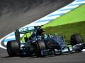 Гран-при Германии: Поул Росберга и авария Хэмилтона