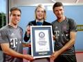 Бавария попала в Книгу рекордов Гиннесса