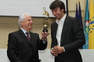 Шовковского признали одним из лучших украинских футболистов