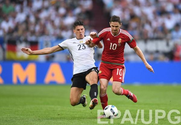 Германия окончила подготовку к Евро победой
