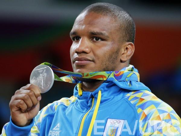 Жан Беленюк – серебряный призер Олимпийских игр в Рио