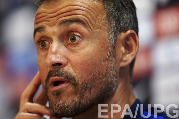 Луис Энрике считает, что Реал и Атлетико не стоило наказывать