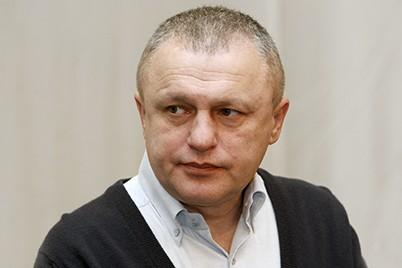 Президент Динамо Игорь Суркис