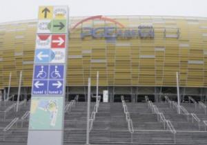 Стадион к Евро-2012 в Гданьске допущен к эксплуатации