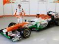 Вслед за Ferrari. Force India презентовала новый болид