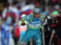 Биатлон: Мужская сборная Украины завершила эстафету в десятке