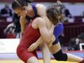 Украинки завоевали две медали на ЧЕ по борьбе