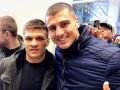 Деревянченко - Гвоздику: Желаю тебе быть успешнее после бокса