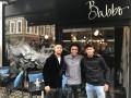 Неймар в Лондоне посетил ресторан экс-игрока Шахтера
