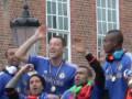 Гуляй, Лондон. Челси в родном городе отмечает победу в Лиге Чемпионов