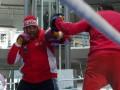 Тренер Солиса считает его вес идеальным для победы над Кличко