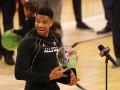 Адетокумбо стал MVP Матча всех звезд NBA-2021