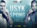 Официально: Усик проведет дебютный бой в хэвивейте против Спонга