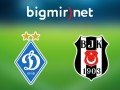 Динамо - Бешикташ 6:0 Онлайн трансляция матча Лиги чемпионов