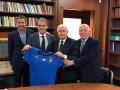 Экс-тренер Зенита возглавил национальную сборную Италии