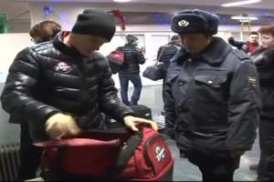 Попались. У представителей ХК Донбасс изъяли три килограмма черной икры