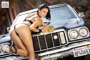 Красотка пятницы: Порно-звезда Мисс Дакар-2013