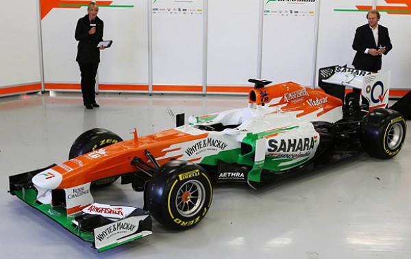 Болид 2013 года - Force India VJM06