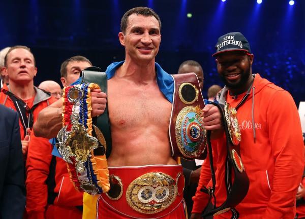 Владимиру Кличко выгодно боксировать в Германии
