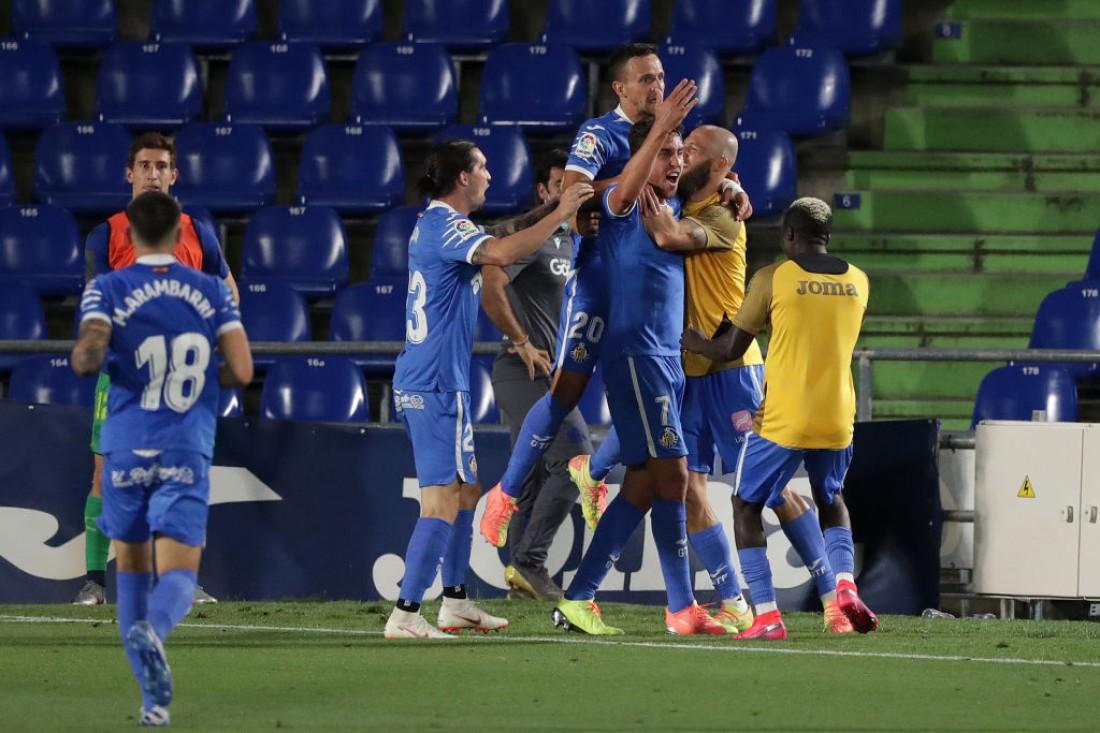 Хетафе - Реал Сосьедад: видео голов и обзор матча