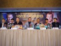 Усик – Бриедис: яркие моменты финальной пресс-конференции