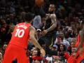 Роскошная передача ЛеБрона – среди лучших моментов дня в НБА