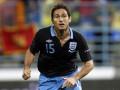 Сборная Англии осталась без лидера полузащиты на Евро-2012