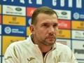 Шевченко объяснил, зачем сборной Украины игра с Бахрейном
