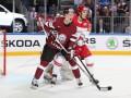 Латвия разгромила Данию на ЧМ-2017 по хоккею