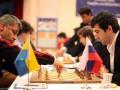 На чемпионате мира по шахматам украинцы стартовали с победы над россиянами