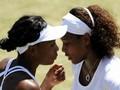 Wimbledon: Сестры Уильямс вышли в финал парного разряда