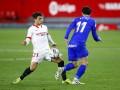 Севилья крупно обыграла Хетафе в матче чемпионата Испании