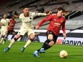Манчестер Юнайтед крупно обыграл Рому в полуфинале Лиги Европы