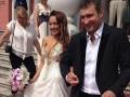 Самая успешная гимнастка мира вышла замуж за хоккеиста (ФОТО)