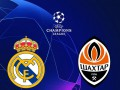 Реал - Шахтер: онлайн-трансляция матча Лиги чемпионов