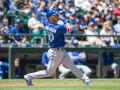 Спасение года в MLB: игрок чуть не проломил стену в погоне за мячом