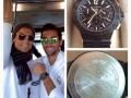 Роналду подарил одноклубникам часы за 6,8 тысяч евро в честь победы в ЛЧ