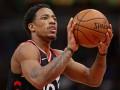 Мощный данк ДеРозана и аллей-уп на Нэнса – среди лучших моментов дня НБА